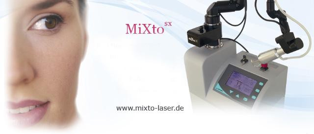 MiXto SX Laser